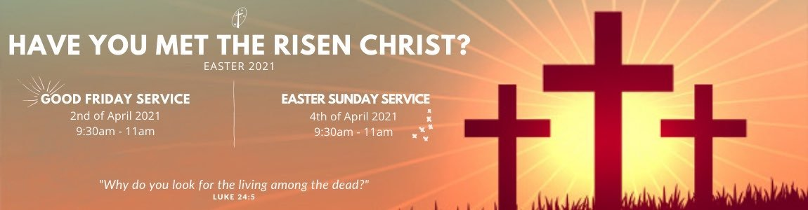 Easter Service 2021